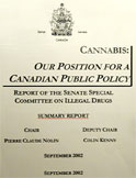 Cannabis: Our Position for a Canadian Public Policy